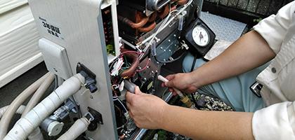 ガス機器・住宅設備機器の修理